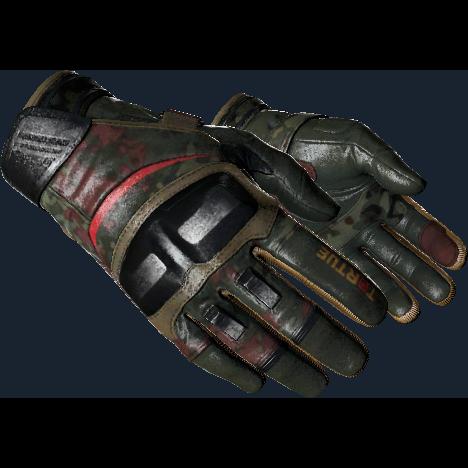 摩托手套(★) | 第三特种兵连
