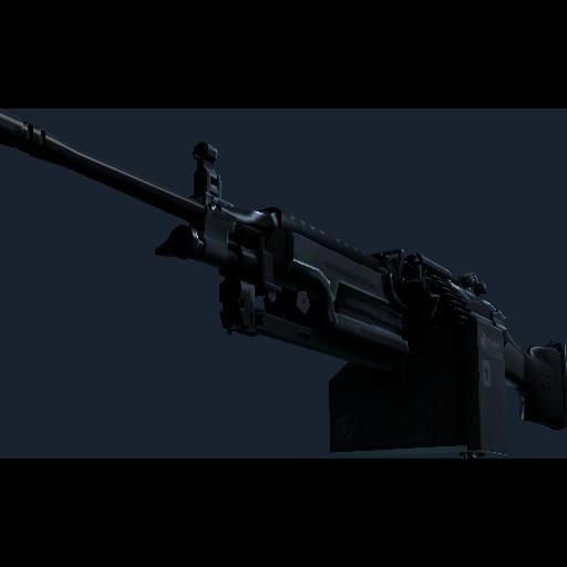M249(StatTrak™) | O.S.I.P.R.