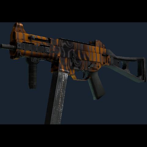 UMP-45(StatTrak™) | 动摇